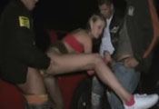 Watch video Kate goes Dogging 2