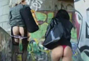 Watch video Two Girls In Public