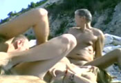 Watch video Beach-dogging
