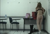 Watch video Mexican teacher changing  for student act