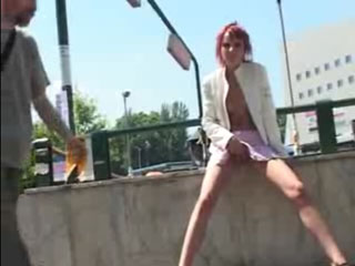 Watch video Street hot pissing 005