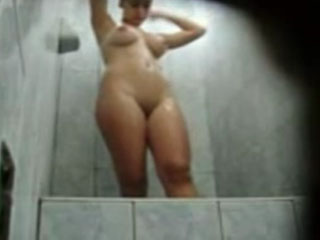 Watch video Hot latin shower