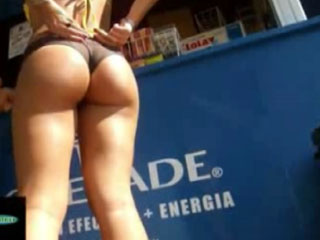 Watch video Best asses voyeur on the beach