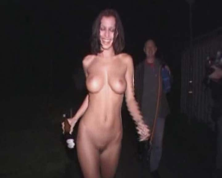 Watch video Nude night out!