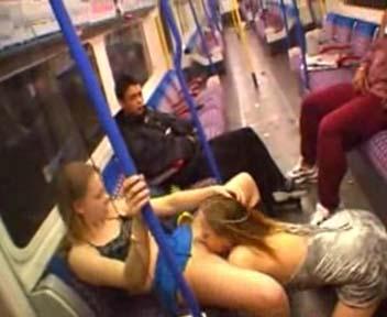 Watch video At the London Underground