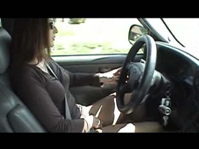 Watch video She Loves To Drive And Masturbate
