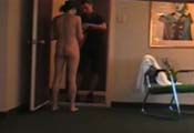 Watch video Milf naked for pizza 2