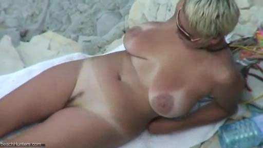 Watch video Sexy mature tan lines