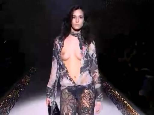 Watch video Best downblouse-seethru fashion show
