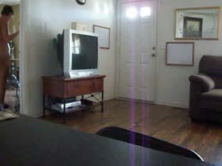 Watch video Mom answering the door naked Pt II