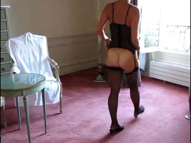 Watch video delicious MILF window show