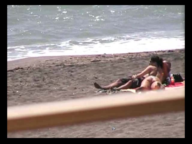 Watch video Spying couple – blow job
