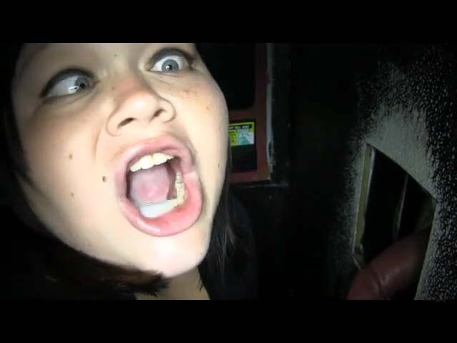 Watch video There is something about her, she swallows cum