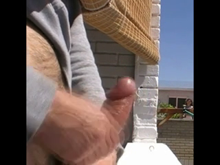 Filming my wife jacking off our nextdoor neighbor boy - 2 part 3
