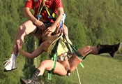 Watch video Climbers In Action