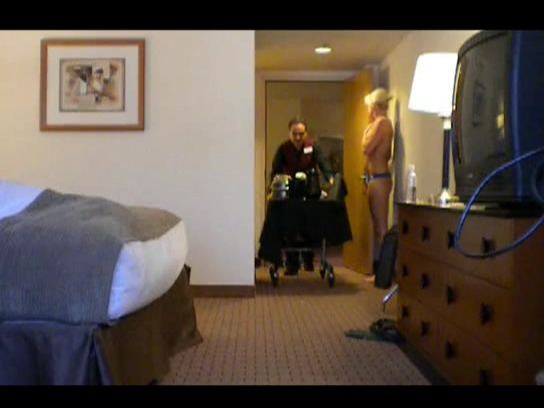 Watch video Room Service Topless