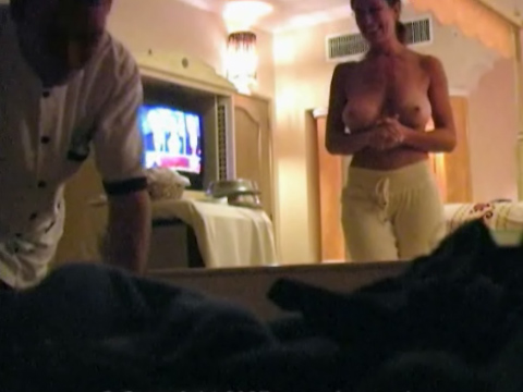 Watch video Dawn Room Service