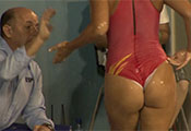 Watch video The Hot Spanish Waterpolo Team