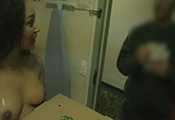 Watch video Girls Asks Pizza Guy To Join Blowbang