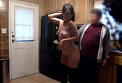 Watch video Oiled Thai Delivery (Melissa)