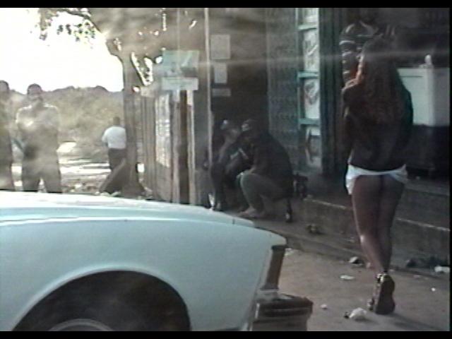Watch video Skirt Tucked Into Undies